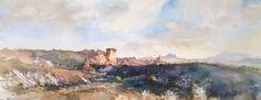 Cappadocia 25x55 Watercolor