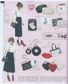 Risa Nakamura 1st Style Book