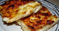 See related links to what you are looking for. Snack Recipes, Cooking Recipes, Snacks, Pie Recipes, Best Greek Food, Greek Pita, Greek Pastries, Confort Food, Sweet And Salty