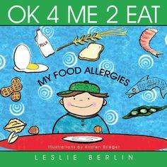 Children's food allergy book