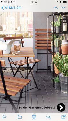 Kräutergarten, Balkon, Terrasse, Ikea, Dekoideen Für Die Wohnung, Innenräume