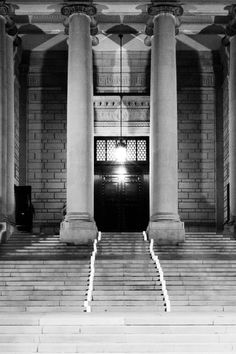 Carnegie Institution for Science stairs lined with teabags and lights for our wedding glow stick exit Photo by Alex Friendly Photography Cool Glow, Cigar Bar, Glow Sticks, Our Wedding Day, Washington Dc, Past, Stairs, Lights, Cool Stuff