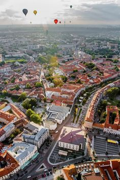 Vilnius, Lithuania's capital, is known for its baroque architecture. Lithuania Hetalia, Lithuania Travel, Lithuania Food, Poland Travel, Italy Travel, Helsinki, Kaunas Lithuania, Belle France, Europe On A Budget