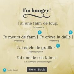 11 Steps to Frenchify Yourself French Slang, French Grammar, French Phrases, French Quotes, Basic French Words, How To Speak French, Learn French, Learn English, English English