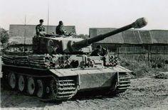 German Panzer VI Tiger I