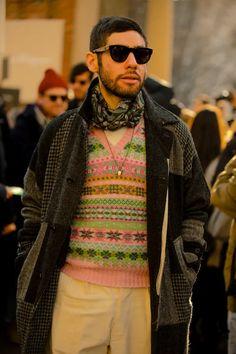 Milan Fashion Week AW20: the best street style | British GQ