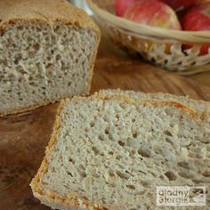 głodny alergik :): Chleb gryczano - ryżowy (bez glutenu, mleka i jajek)