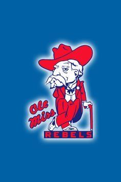 Free Ole Miss Rebels iPhone & iPod Touch Wallpapers Ole Miss Football, College Football Teams, Football Snacks, College Books Online, Ole Miss Rebels, Football Wallpaper, Celebration Quotes, Sports Art, Plastic Canvas Patterns