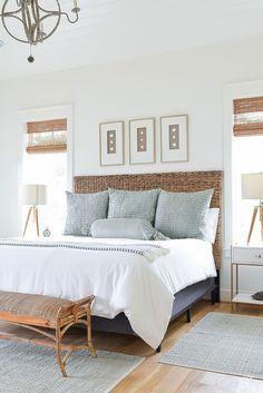 Vacation Recap to 30-A Florida #wovenheadboard #coastalbedroom #coastalhome #beachhouse #beachvacation