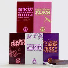 Wild Ophelia Chocolate Bars