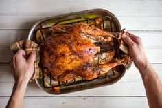 There is no more inclusive holiday on the American calendar than Thanksgiving — and perhaps no more ambitious for the home cook. From turkey to the trimmings, Sam Sifton, Melissa Clark, Julia Moskin, Eric Asimov and the editors of The New York Times Food department tell you everything you need to know to plan the menu, prepare the food and serve it all with style and grace.