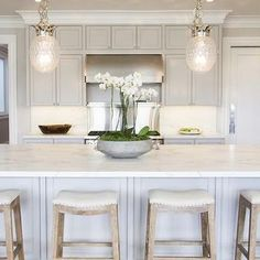 Pineapple Light Pendants, Transitional, kitchen, Marsh and Clark