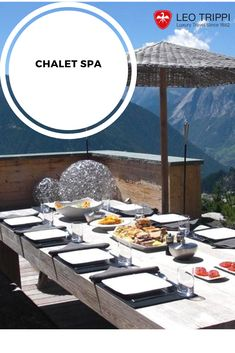 Often described as one of the best chalets in the world, Chalet Spa combines contemporary design with a superb spa and magnificent views of the Alps. Alps, Luxury Travel, Contemporary Design, Switzerland, Patio, Outdoor Decor, Summer, Home Decor, Chalets