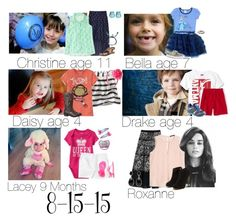 """""""What We Did 8-15-15 ~Roxanne"""" by hearrts-woods-polylife ❤ liked on Polyvore featuring Old Navy, Venessa Arizaga, Disney, Sperry Top-Sider, OshKosh B'gosh, South Beach, TIBI, MANGO, Salvatore Ferragamo and Forever New"""