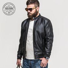 GELISEN BRAND Menswear Bear Style Plus Size                                                                                                                                                                                 More