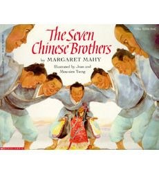 The Seven Chinese Brothers (Blue Ribbon Book): Margaret Mahy, Jean Tseng, Mou-sien Tseng: Margaret Mahy, Chinese New Year Dragon, Thing 1, Reading Levels, The Seven, Blue Ribbon, Book Lists, Childrens Books, My Books