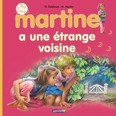 Martine Mon premier carnet secret - Gilbert Delahaye,Marcel Marlier