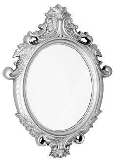 Silver Wall Mirrors silver scallop antique silver wall mirror kichler round mirrors