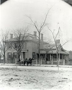 """The Beecher House was a """"safe house"""" during the time of the Underground Railroad."""