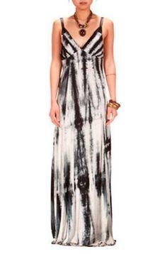 Vaca fashion...love maxi dresses!