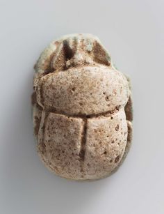 Scarab  Nubian  Findspot: Gebel Barkal, Nubia (Sudan) Museum of Fine Arts, Boston