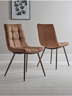 NEW Two Soho Dining Chairs - Tan - Luxury Chairs - Luxury Seating - Luxury Home . - - NEW Two Soho Dining Chairs – Tan – Luxury Chairs – Luxury Seating – Luxury Home Furniture Luxury Dining Tables, Rattan Dining Chairs, Luxury Chairs, Leather Dining Room Chairs, Modern Dining Chairs, Kitchen Chairs, Lounge Chairs, Industrial Dining Chairs, Modern Stools