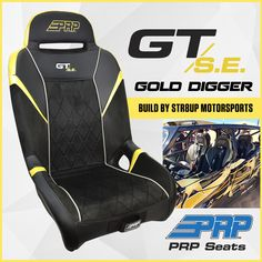 50 50 Gt Front Bench For Polaris Rzr Prp Seats Seats