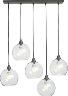 Kitchen pendant lights Firefly Pendant Lamp - modern - pendant lighting - - by CB2 $229