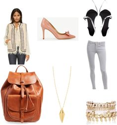 Spring Transition Pieces