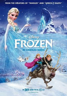 Frozen (2013) - Cartoon The Movies