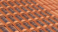 Telhas fotovoltaicas painéis solares