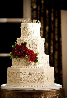 Cake Artist Bakery Champaign Il : 1000+ images about Wedding Cakes on Pinterest Arts ...
