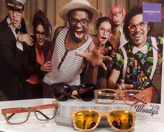Hola a tod@s: Para l@s que les gusta estar a la última en gafas, Program Visión Gran Canaria tiene lo más de lo más en la última tendencia de gafas de madera de la marca WODYS, las auténticas gafas...
