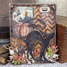 Vintage Muse Designs: All Halloween...