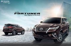 2018 Toyota All-New Fortuner Specs, Priview, Photo