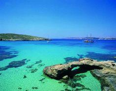 Lagon Bleu, Ile de Comino, Malte