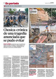LaRepublica Lima - 25-03-2015   Pág. 3   LaRepublica.pe