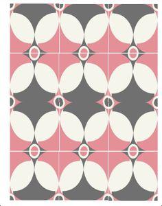Carocim in tile collaboration with Akin  Suri