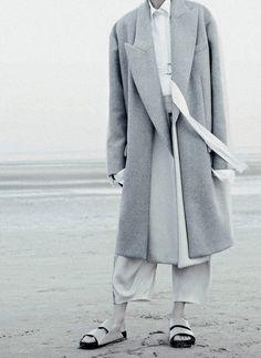 Fashion Landscape  #stellamccartney #coat