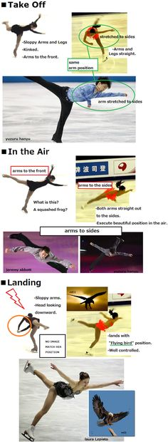 High GOE for Poorly Executed Element: Quality of Yuna Kim's Flying Camel Spin