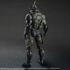 Appleseed Alpha Play Arts Kai - Briareos Hecatonchires [Pre-order]