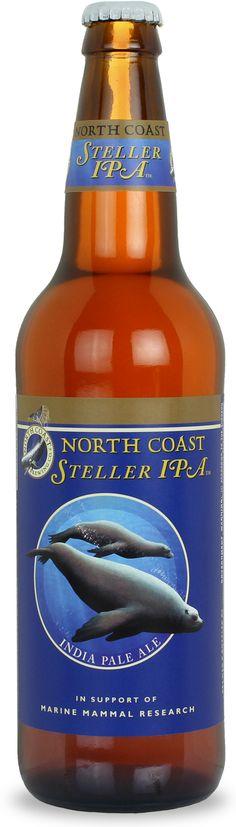 North Coast Steller IPA!