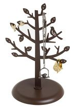 A jewelry holder with a bird on it. All i need!