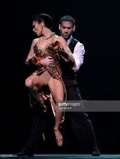 29.02.2016 Immortal Tango at The Peacock Theatre London UK Featuring German Cornejo