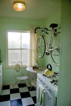 Kitchen decor.