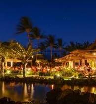 OpenTable 2015 Top 100 Al Fresco Dining Restaurants in America | CanoeHouse in Kohala Coast, HI