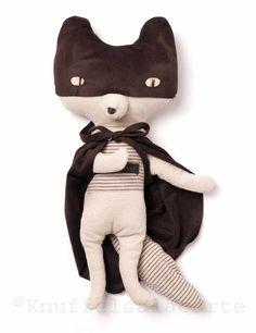 Superhero! Badger http://www.knuffelsalacarte.nl/Maileg-mf-62.html