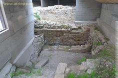 resti romani a Trieste   Trieste • View topic - I recenti ritrovamenti romani in…