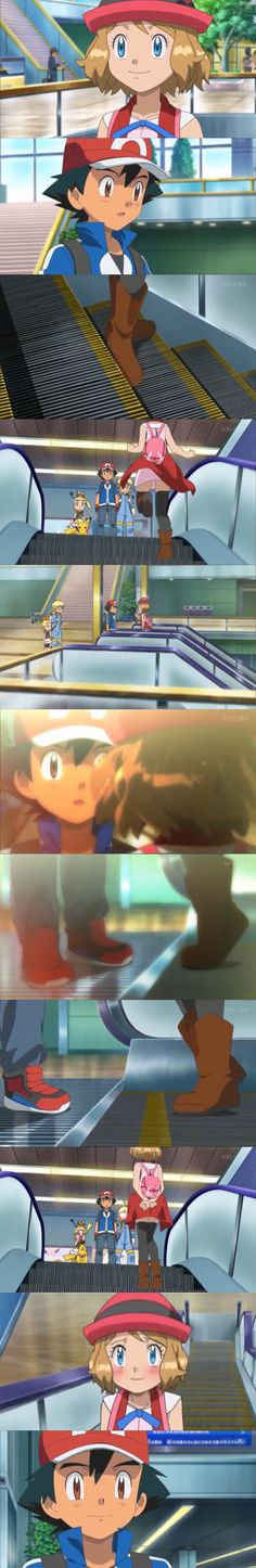 Pokémon XY-Z -Season Finale- Amourshipping