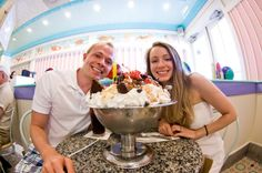 Honeymoon tips for WDW, including...eating lots of ice cream?!